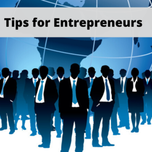 5 Tips for New Entrepreneurs